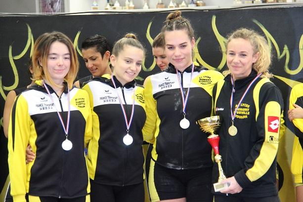 Equipe 1 régionale filles